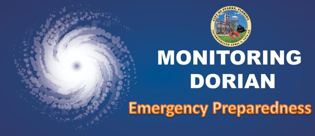 Emergency Prep - Monitoring Dorian
