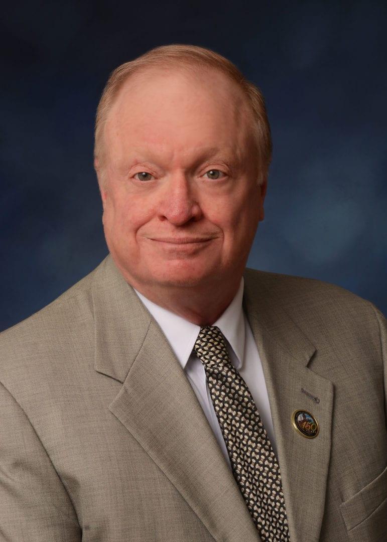John Holman, City Manager